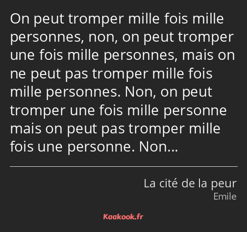 citation film ne le dis a personne