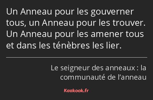 1art1 Le Seigneur des Anneaux Poster De Collection Encadr/é Un Anneau pour Les Gouverner Tous 40 x 30 cm