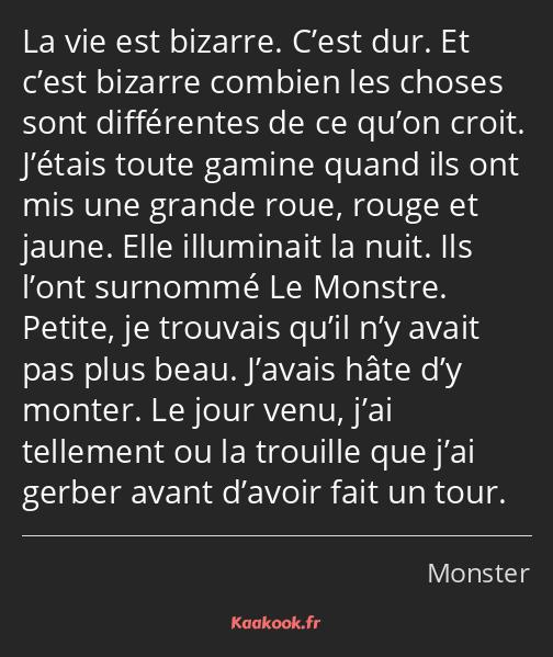 Citation La Vie Est Dur Forumhulp
